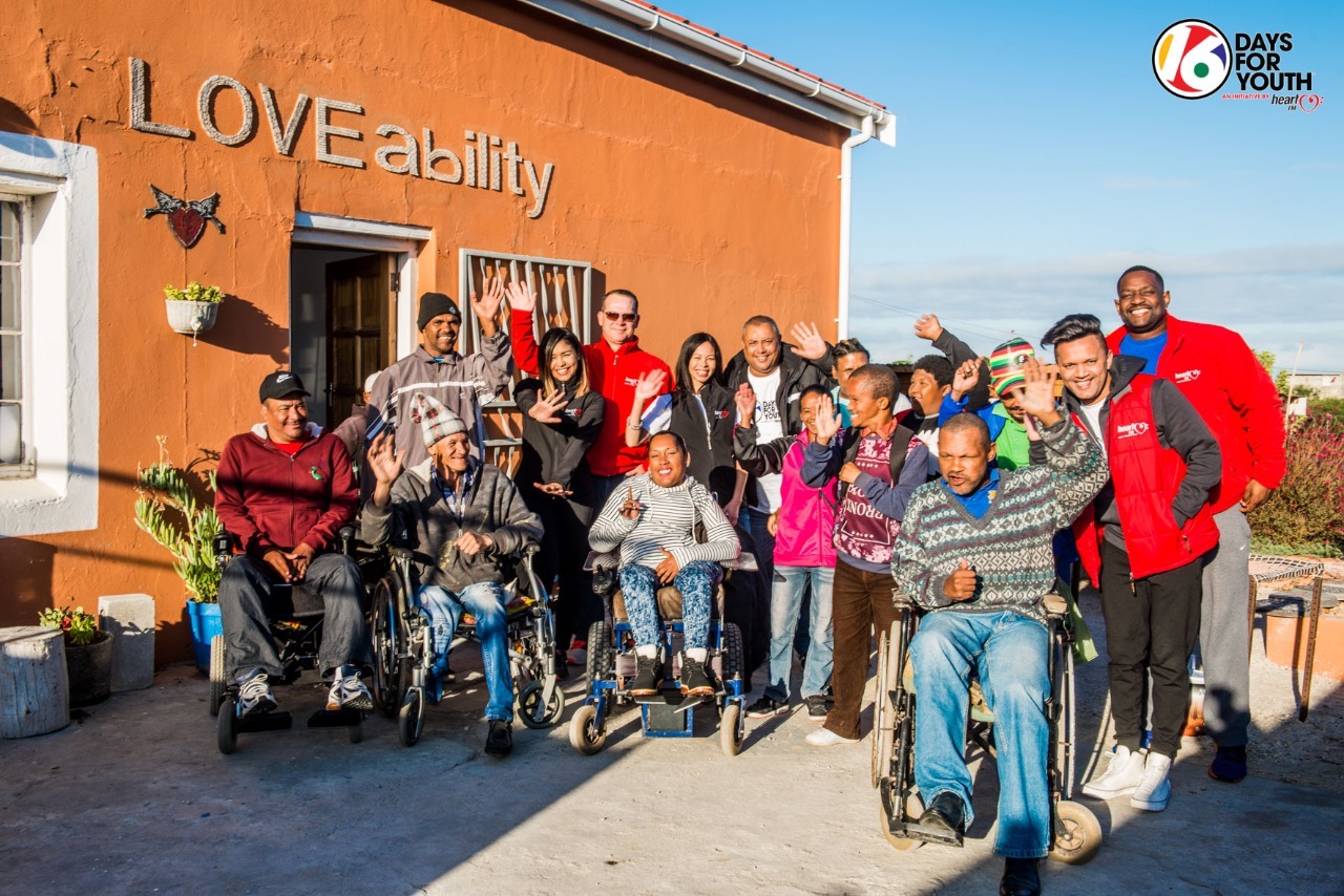 Overstrand Wheelchair Organization