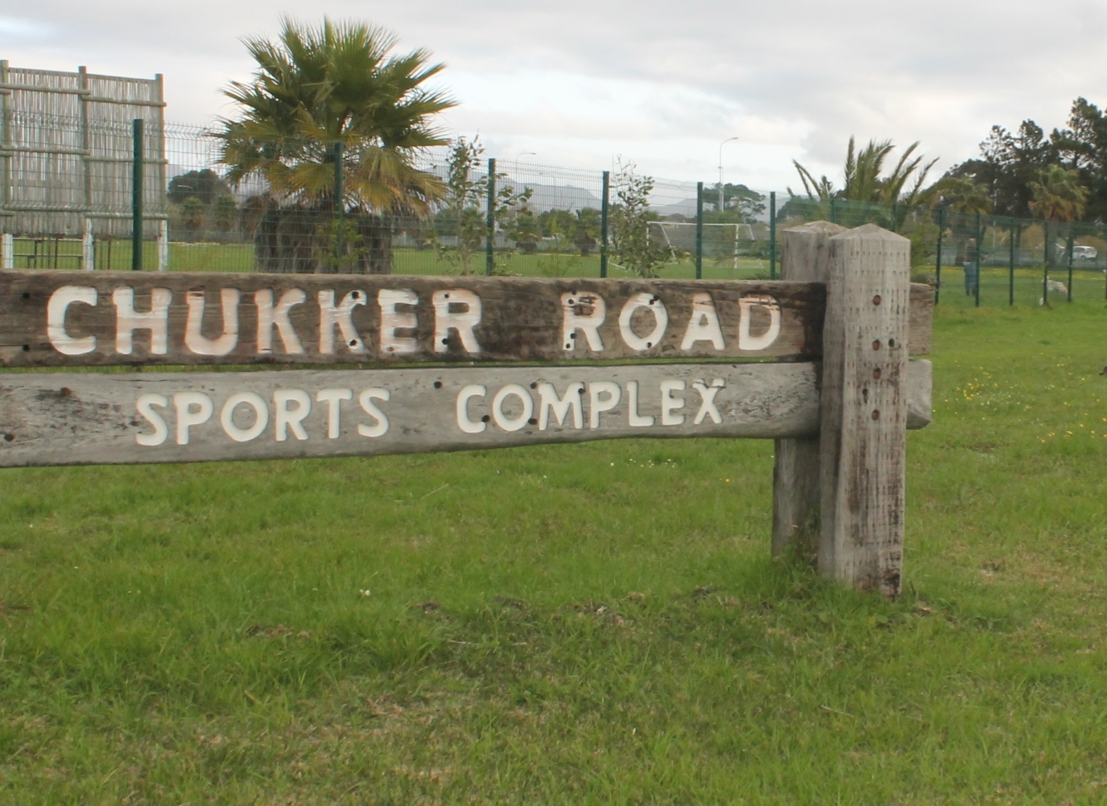 Chucker Road Sports Field